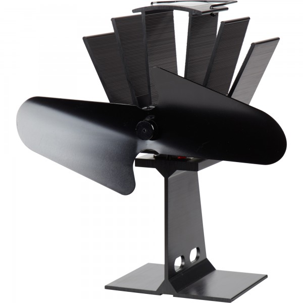 Fig 1:  Thermoelectric Stove Fan