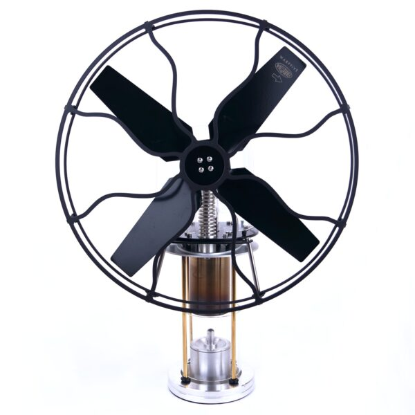 Hot Air Table Fan Windjammer Warpfive Fans