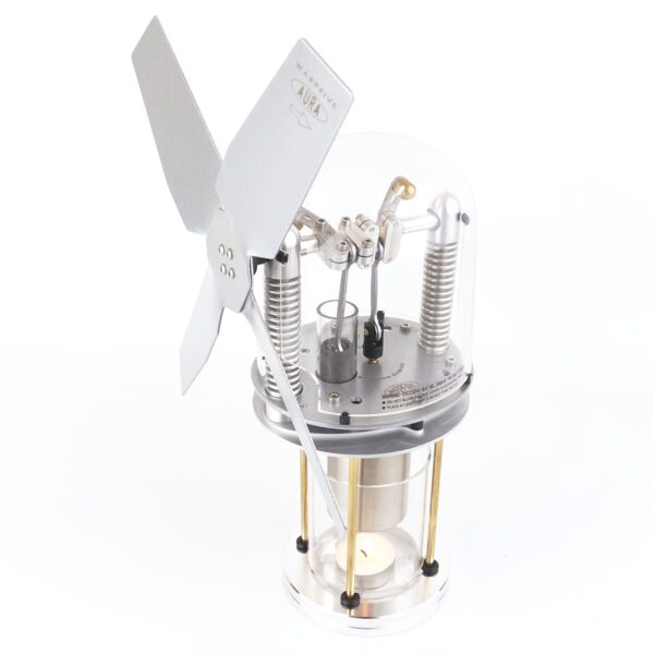 Table Fan Stirling Engine with Aroma Diffuser