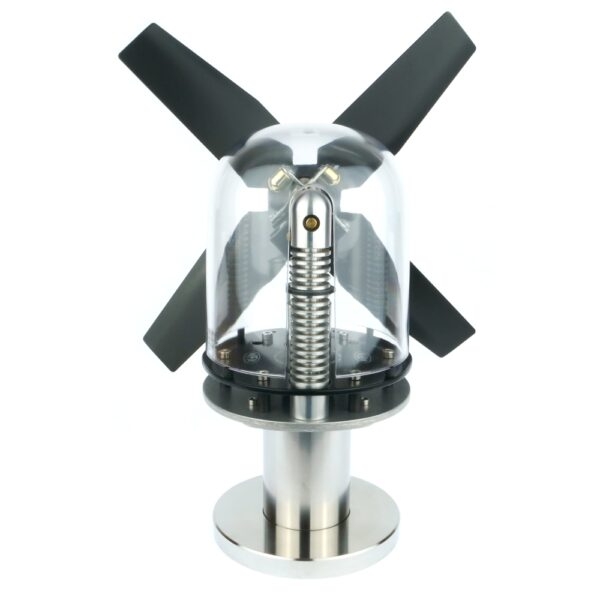 Move maximum air with the Twinspeed Stove Fan